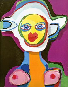 Karel Appel, 1972