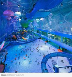 Most Awesome Waterpark on the world