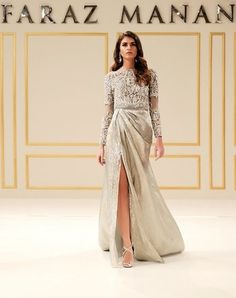 Pakistani fashion royalty and impressario, Faraz Manan, joined his Indian counterparts at the second, annual Aashni + Co Wedding Show in association with Mustang Productions on Sunday January . Indian Wedding Gowns, Pakistani Bridal Wear, Pakistani Outfits, Indian Bridal, Indian Outfits, Indian Clothes, Pakistani Clothing, Desi Clothes, Lehenga Choli Online