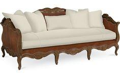 Drexel Heritage Upholstery - Ava Sofa (LE1059-31)