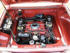 62 Corvair Monza  900