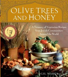 My favorite Jewish Vegetarian cookbook! Great for special meals.....or Shabbat!