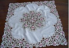 cutwork embroidery by hand - Google Search