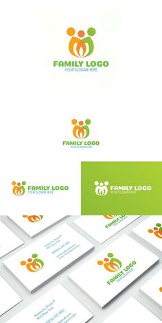 Family logo. Logo Templates
