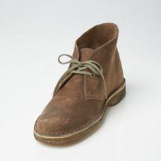Clarks® Women's 'Desert Boot' Leather Casual Shoe - Sears   Sears Canada