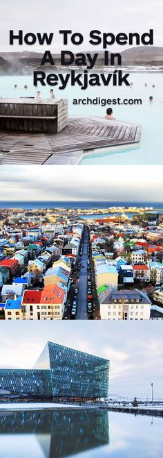 A guide to exploring Iceland's thriving capital | archdigest.com