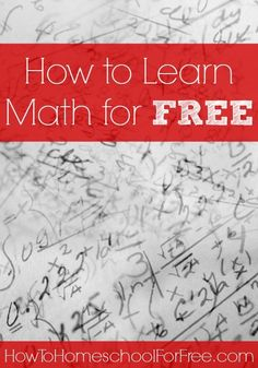 Do you need a full math curriculum or math printables? Check out these amazing FREE online math resources! #onlinemathcourses