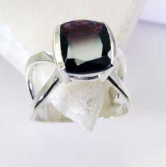 Garnet Gems 92 5 Silver Classic Day Rings Jewellery Sz 8 SRGAR8 2664 | eBay