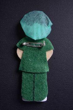 Yarn Dolls, Felt Dolls, Paper Dolls, Fidget Blankets, Felt Fairy, Felt Patterns, Felt Christmas Ornaments, Felt Brooch, Applique Designs