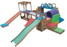 I want my kids to have the best play area