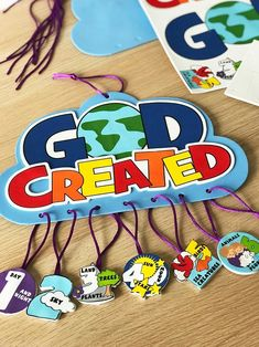 Need ideas for your Creation Sunday School lesson? LOTS of great ideas here! Toddler Sunday School, Kids Sunday School Lessons, Sunday School Crafts For Kids, Sunday School Rooms, Sunday School Activities, Sunday School Classroom, School Staff, Toddler Bible Crafts, Bible Activities For Kids