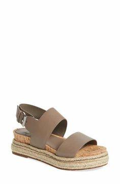 176737814b9 Marc Fisher LTD Oria Espadrille Platform Sandal (Women) Flat Sandals