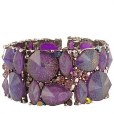 glitter rhinestone bangle $13.00