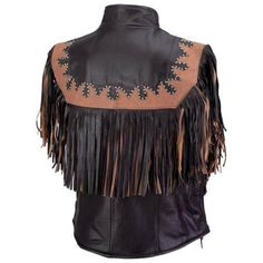 colete-feminino-moto-rodeio-cowgirl-couro-