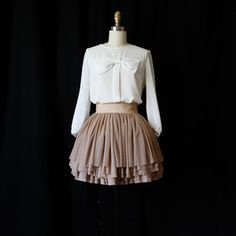 Perfect Sunday Brunch dresses:  Allison Parris Shortcake Tutu... OMG... love this outfit! So sweet...
