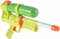 In 1991 a simple pump-action water gun was released named the Super Soaker beginning a craze of high-powered water pistols. There are now dozens of these water pistols on the market but in 1991 you were sure to obliterate your friends who were still using the point and shoot water guns.