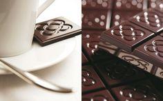 Baldosas de chocolate