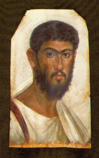 A Man, ? , AD 170-180 (Houston, TX, Menil Collection)