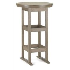 """Round 26"""" Bar Height Table"""