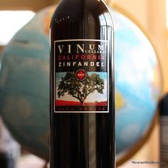 Vinum Cellars California Zinfandel 2011 - An Easy Drinker. A juicy and jammy Paso Robles Zin for $11. http://www.reversewinesnob.com/2013/05/vinum-cellars-paso-robles-california-zinfandel.html #wine #winelover