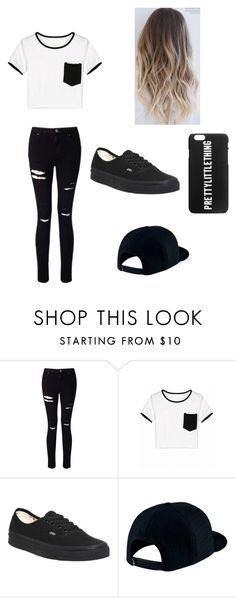 """IDK"" by americanidiot5 ❤ liked on Polyvore featuring Miss Selfridge, Vans and NIKE"