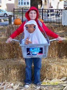 E.T. Costume by legendaryhalloween, via Flickr