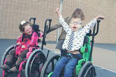 After Loss of Child, Parents Adopt Kids with Disabilities