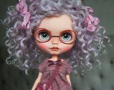 "OOAK Custom Blythe Doll ""BREATHE"" by Cihui by BlythebyCihui on Etsy https://www.etsy.com/listing/525889009/ooak-custom-blythe-doll-breathe-by-cihui"