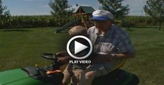 89-Year-Old Vet And Preschooler Reunite! : Video Clips From The Coolest One
