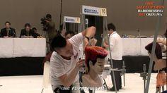 OMC ASIA CUP OPEN 2012 OKINAWA.OMCアジア理美容競技大会 沖縄大会 No1
