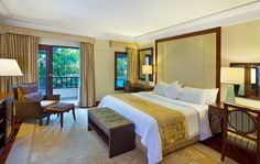 Lagoon Access Suite at The Laguna, a Luxury Collection Resort & Spa, Nusa Dua, Bali