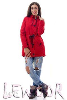Куртка с капюшоном на синтепоне - купить оптом и в розницу, интернет-магазин женской одежды lewoor.com