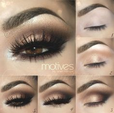 60+ Most Sexy Mistery Brown Eye Makeup Inspirational Looks For You Should Try - Page 26 of 63 - Coco Night Makeup Tips, Hair Makeup, Makeup Ideas, Makeup Geek, Beauty Makeup, Makeup Hairstyle, Gold Makeup, Makeup Stuff, Makeup Hacks