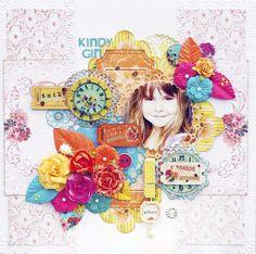 Steph Devlins Gallery: ~ Kindy Girl ~ New Prima