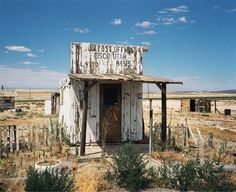 Wim Wenders | time capsules. by the side of the road. Wim Wenders' recent photographs