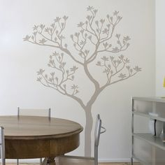 FREE SHIPPING! Shop Wayfair for ADZif XXL Romantic Tree Wall Sticker - Great Deals on all Decor products with the best selection to choose from!