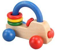 """[Play Me Toys プレイミートーイズ]ロイヤルカー カラー 小さい""""おてて""""にも握りやすい、はじめての車におすすめのロイヤルカー。"""