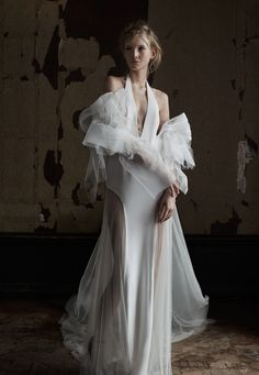 Vera Wang Bridal Spring 2016 Collection | Heart Lovely - wedding, fashion, lifestyle