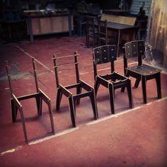 Cadeira aptek #cncfurniture www.pedroterralab.com