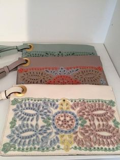 Valentiono SS15 clutches