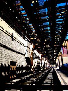 Under The EL, Chicago