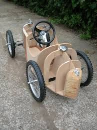 Bilderesultat for pedal car blueprints plans
