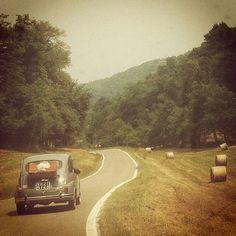 Fiat 600 wedding