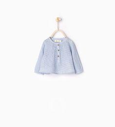 Image 1 of Check shirt from Zara