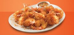 FREE Coconut Shrimp at Outback Steakhouse