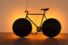 Olafur Eliasson, Sunrise bike, 2011