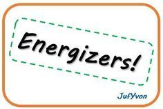 Basisonderwijs energizers Orange Things h orange disease School Classroom, Classroom Activities, Teach Like A Champion, Classroom Training, School Tool, Becoming A Teacher, School Items, School Building, English Lessons