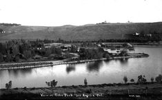 Echo Park's Lake Began as a Drinking Water Reservoir California History, Hotel California, Southern California, San Luis Obispo County, Riverside County, Echo Park, West Lake, Old Photos, Vintage Photos