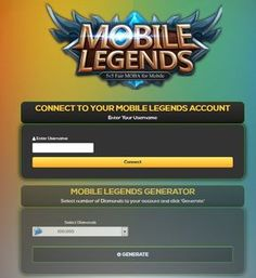 Best mobile legends generator in 2020 new hack tool. Unlimited diamonds and battle points for free premium generator Miya Mobile Legends, Game Hacker, Mobile Connect, Alucard Mobile Legends, Point Hacks, Legend Games, Play Hacks, App Hack, Android Hacks