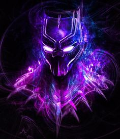 Black Panther, T & # Challa - Black Panther - Marvel Black Panther Marvel, Black Panther Images, Black Panther King, Venom Comics, Avengers Wallpaper, Marvel Art, Marvel Memes, The Villain, Marvel Characters